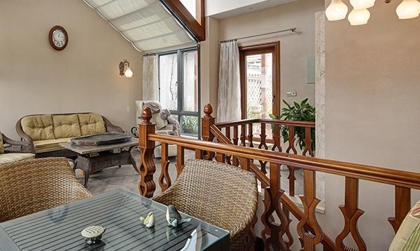 新古典风格楼梯案例