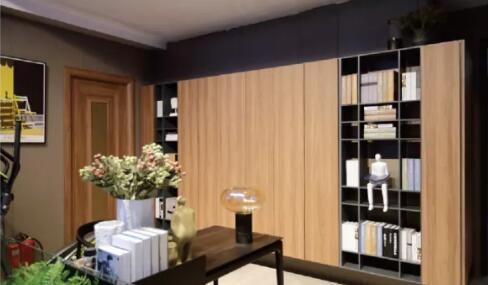 上海书柜实样图12号