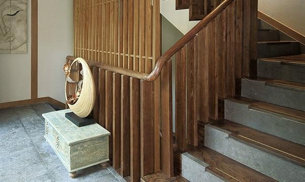 楼梯实样图1号