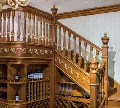 湖北楼梯实样图5号