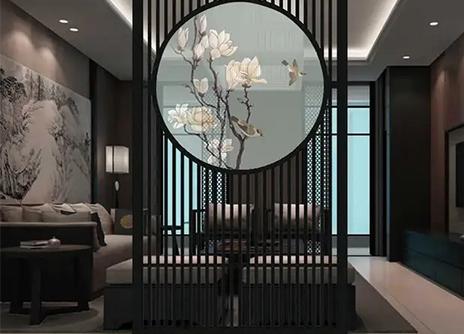 新中式风格家具案例